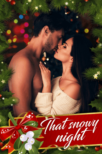 That snowy night - erotica novel for free