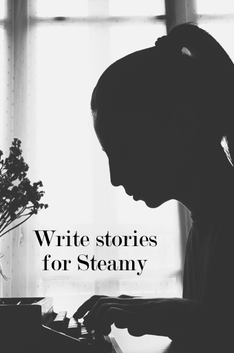 Write Stories for Steamy app